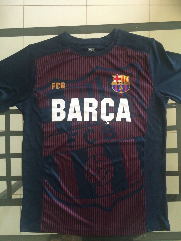 894f6bb217 Camiseta Barçelona - EuEnvio Importados  Relógios