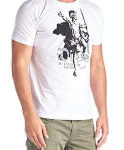 Camiseta Diesel Epic Living Warrior Legend 2