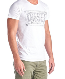 Camiseta Diesel For Successful Living 2