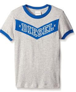 Camiseta Diesel Thor Short Sleeve Chevron