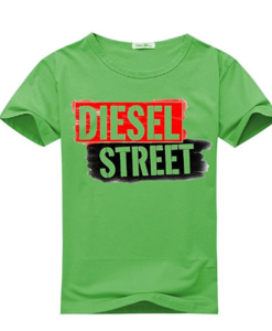 Camiseta Diesel l Logo For 2017
