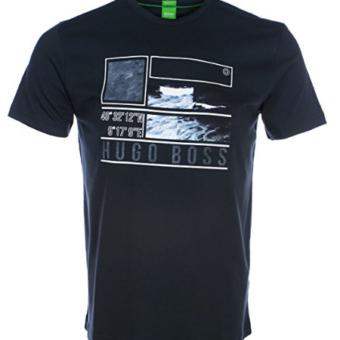 Camisetas Hugo Boss Men s Hugo Boss Men s Charcoal - EuEnvio ... b5efc9e007f54