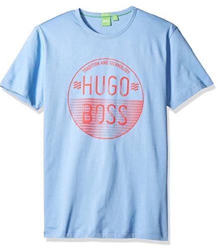 Camisetas Hugo BOSS Green Men s Tee - EuEnvio Importados  Relógios ... 235808318ec