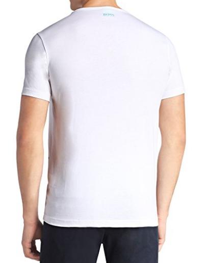 ... Camisetas Hugo Boss Tee 7 T-Shirt - EuEnvio Importados Relógios . 84d278e7424