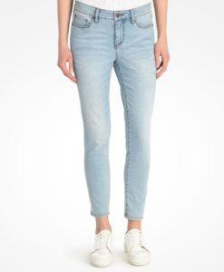 Calça AX Cropped Denim Capri Jeans