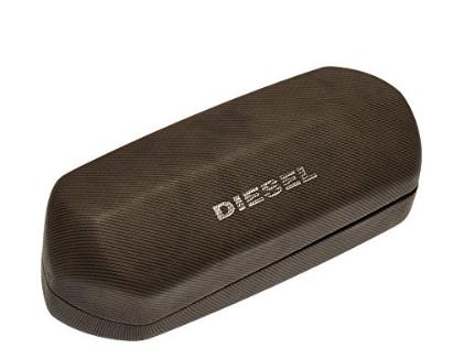 Óculos Diesel – DL 0163, Aviator, metal, men, MATTE DARK BRONZEBROWN b5e15f90fe