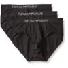 Emporio Armani 3-Pack Cotton Briefs