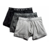 Hugo Boss Men's PK 100% Cotton Assorted BM Boxer Brief Underwear