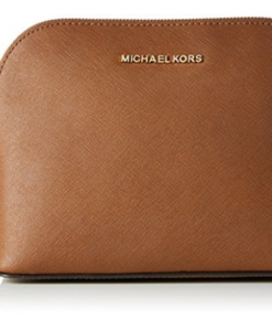 Bolsa Michael Kors Women's Cindy Dome Cross Body Bag Caramelo