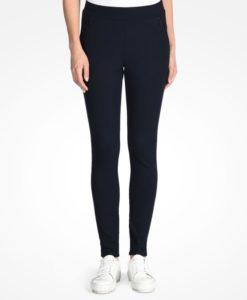 Calça AX Ponte Skinny Leggings Azul
