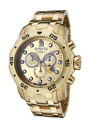 860241cef86 Relógio Invicta 0074 pro Diver Analog Swiss Quartz - EuEnvio ...