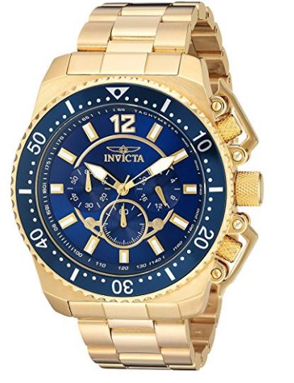 Relógio Invicta 6981 Pro Diver Gold-Toned 21954