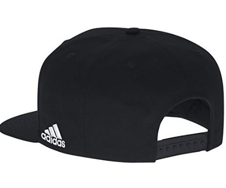8879e3709ed38 Boné Adidas Standout Flat Brim Real Madrid - EuEnvio Importados ...