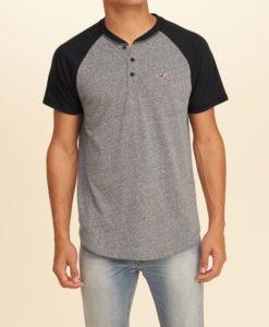 Camiseta Hollister Must-Have V-Neck T-Shirt