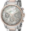 Armani Exchange Smart Womens Chronograph Stainless Steel Watch