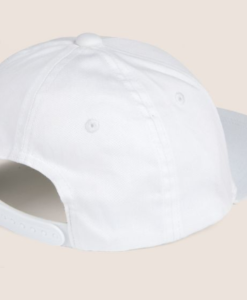 DUAL LINE EMBROIDERED LOGO HAT 2
