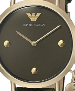 Emporio Armani Women's Quartz Stainless Steel Casual Watch AR11052