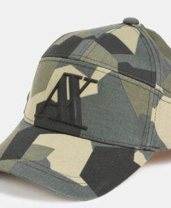 Boné AX Geo Camo 5-Panel Hat