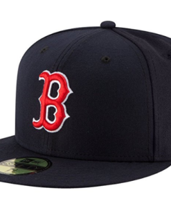 New Era 59FIFTY Boston Red Sox MLB 2017 Authentic Collection On Field Game Fitted Cap