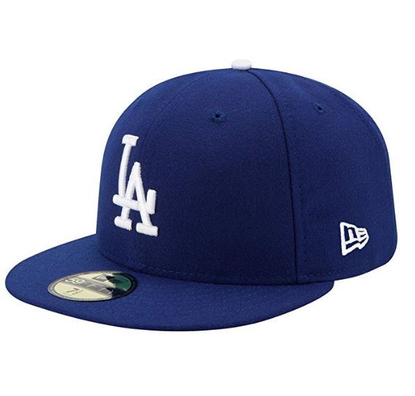 bb0f58ed01b1e New Era 59FIFTY Los Angeles Dodgers MLB 2017 Authentic Collection On Field  Game Fitted Cap