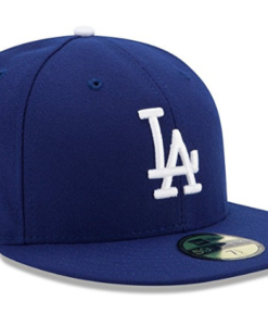 New Era 59FIFTY Los Angeles Dodgers MLB 2017 Authentic Collection On Field Game Fitted Cap