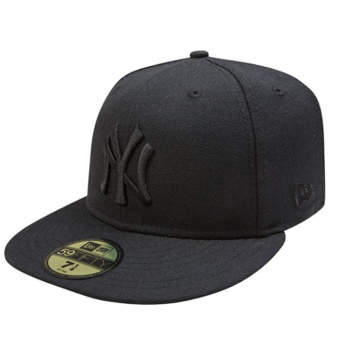 New Era 59Fifty Mlb New York Yankees Fitted Cap Unisex black