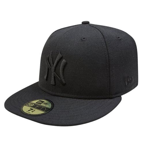 New Era 59Fifty Mlb New York Yankees Fitted Cap Unisex black