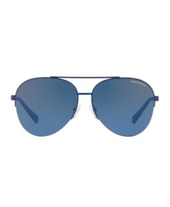 Pool Blue Aviator Sunglasses