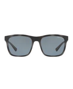 Sleek Black Retro Sunglasses