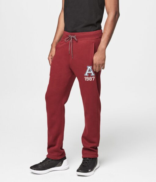 Moletom Aero A Slim Sweatpants Red