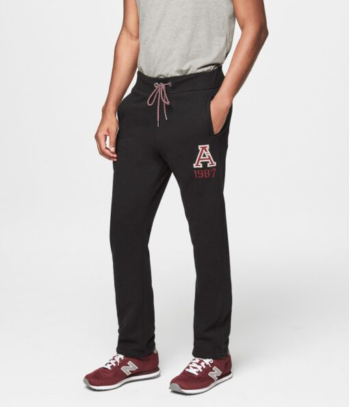 Aero A Slim Sweatpants Preta