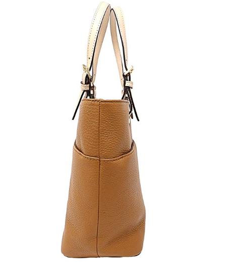 85957e68b Bolsa Michael Kors Bedford Top Zip Pocket Tote Bag - EuEnvio ...