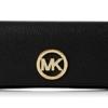 Michael Kors Women's Fulton Carryall Leather Wallet