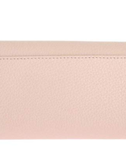 Michael Kors Women's Fulton Carryall Leather Wallet rosa 2