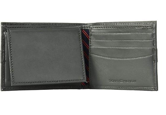 d54cf24f7 Carteira Tommy Hilfiger Ranger Leather Passcase Gray - EuEnvio ...