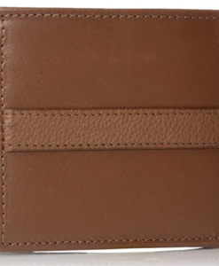 Tommy Hilfiger Men's Ranger Leather Passcase Wallet tan 2