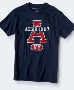 AERO 1987 GRAPHIC TEE