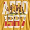 AERO BEAR 1987 GRAPHIC TEE yellow 2