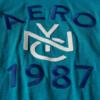 AERO NYC 1987 GRAPHIC TEE blue 2