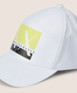 BOXED COLORBLOCK LOGO HAT