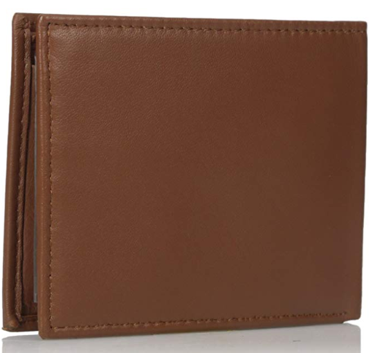 30093e5bb Carteira Tommy Hilfiger Leather Passcase Wallet Tan - EuEnvio ...
