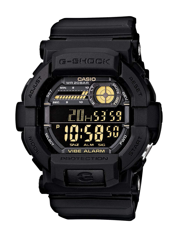 bf39f1f1aed Relógio Casio G-Shock Preto GD 350 - EuEnvio Importados  Relógios ...